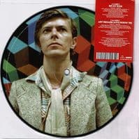 DAVID BOWIE Be My Wife Vinyl Record 7 Inch Parlophone 2017 Picture Disc